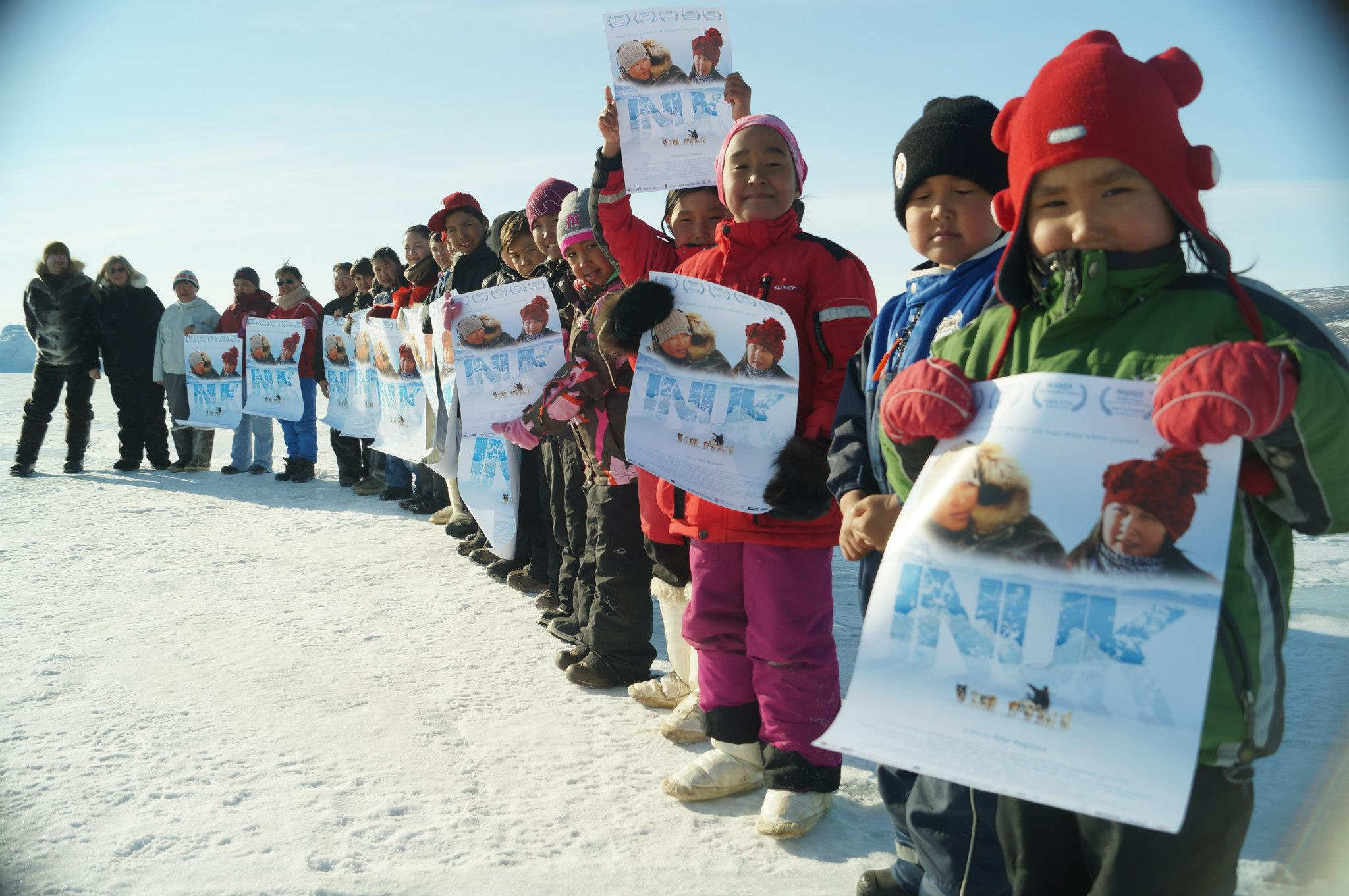 The Cultural Expedition Avannaa in Qaanaaq with INUK